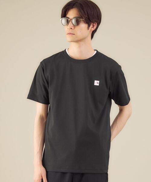 [ ザ ノースフェイス ] THE NORTH FACE スモールボックスロゴ Tシャツ