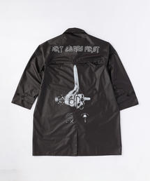 AVES CES FRERES by ART COMES FIRST(アート カムズ ファースト) BR RAIN COAT