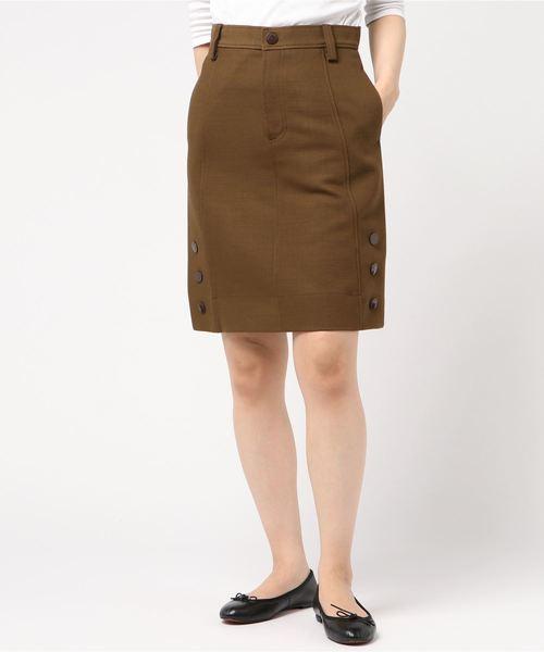 【全商品オープニング価格 特別価格】 SKIRT  BY  テイラードスカート(スカート) BY SEE|SEE BY CHLOE(シーバイクロエ)のファッション通販, 安八郡:63ecdf27 --- teamab.de