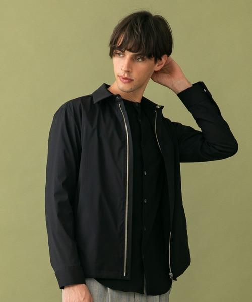 ファッションデザイナー UNITED TOKYOテックウールジップシャツブルゾン(ブルゾン)|UNITED TOKYO(ユナイテッドトウキョウ)のファッション通販, トワダコマチ:1288343e --- wiratourjogja.com