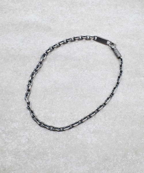 Morphing narrow chain anklet
