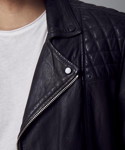 CONROY LTHR. BIKER | ライダースジャケット