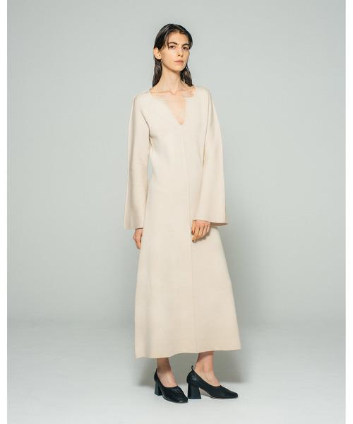 正規品販売! CASAロングニットワンピース(ワンピース) CASA FLINE(カーサフライン)のファッション通販, お宝ワールド:243c6d02 --- 5613dcaibao.eu.org