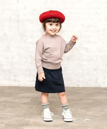 quoti use fith(クゥオティ ユース フィス)のカットツイルダイケイスカート(スカート)
