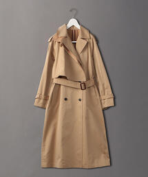 <6(ROKU)>BIG TRENCH COAT/コート