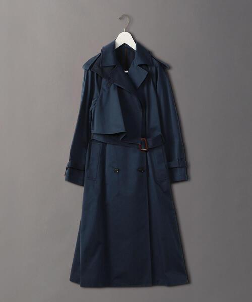 <6(ROKU)>BIG TRENCH COAT/コート ◆