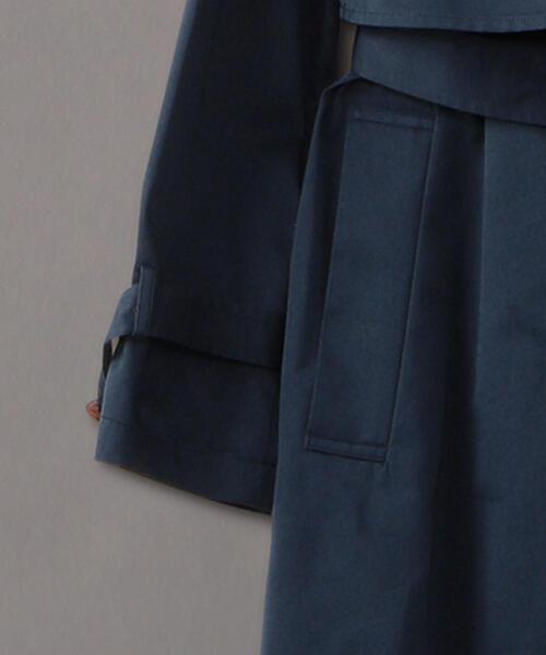 <6(ROKU)>BIG TRENCH COAT/コート