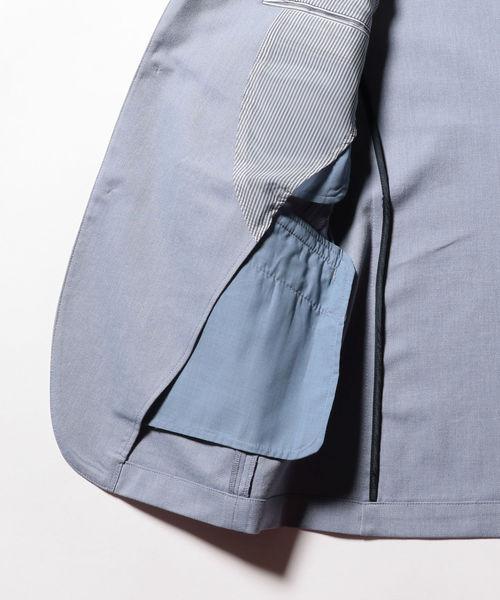 綿麻COOLMAX オックステーラードジャケット
