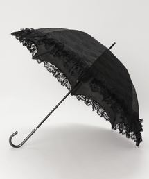 axes femme(アクシーズファム)のレース柄ドーム晴雨兼用長傘(長傘)