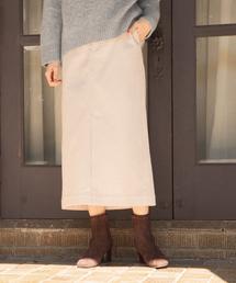 GLOBAL WORK(グローバルワーク)のコーデュロイタイトスカート/845154(スカート)