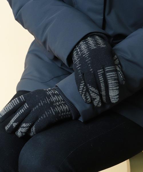 【 PENDLETON / ペンドルトン 】 LADYS FABRIC GLOVE レディース ファブリック グローブ 手袋