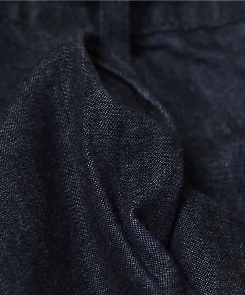 SOMETHING(サムシング)の「【ベルト付き】ガウチョパンツ(パンツ)」|詳細画像