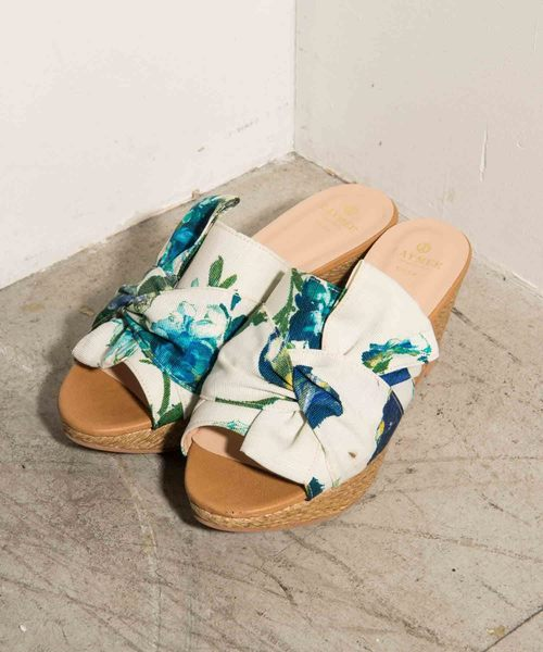 週間売れ筋 【セール/】Parigo flower sandal flower/ パリゴフラワーサンダル(サンダル) LAYMEE(レイミー)のファッション通販, GRAZIA:f2129dac --- pyme.pe