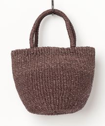 EARTH MADE(アースメイド)のABACA TOTE(かごバッグ)