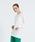 THEATRE PRODUCTS(シアタープロダクツ)の「コットン針抜きスムース プルオーバー(Tシャツ/カットソー)」 ホワイト