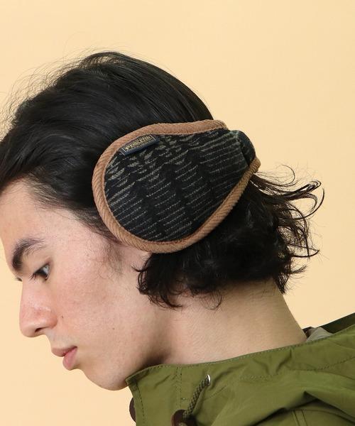 【 PENDLETON / ペンドルトン 】 FABRIC EAR MUFFLER イヤーマフラー イヤーマフ