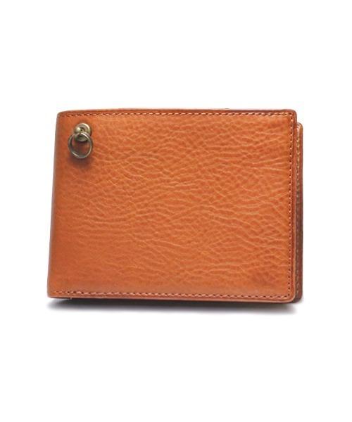 アリゾナ レザー 二つ折り財布/革/ブラウン/プレゼント/シンプル/ブラック/人気/おすすめ/おしゃれ/使いやすい/ブランド