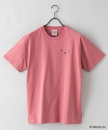 【MIFFY/ミッフィー】プリントTシャツピンク