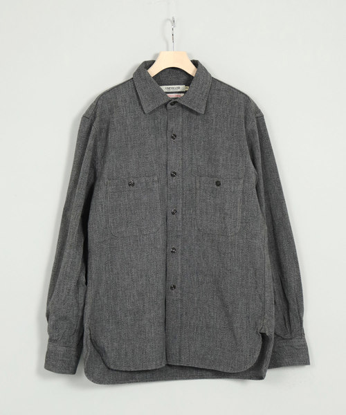 美しい [OMNIGOD mens OMNIGOD/ mens オムニゴッド] 撚り杢シャンブレーワークシャツⅢ(シャツ/ブラウス)/|OMNIGOD(オムニゴッド)のファッション通販, ゴルフセブン:ef185c4f --- blog.buypower.ng