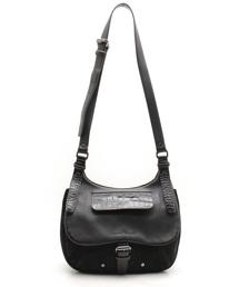 a588fe657f6b ブランド古着】LONGCHAMP|ロンシャンのショルダーバッグ(ブラック/黒色 ...