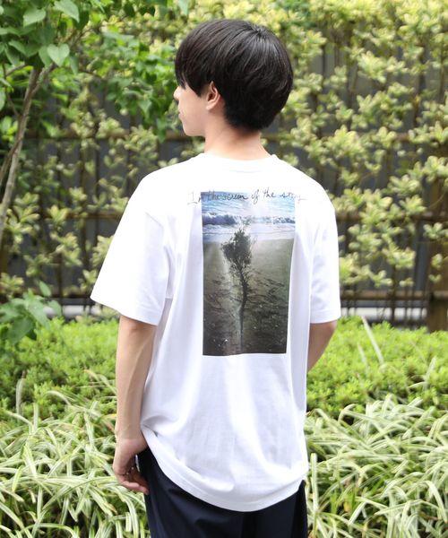 AMERICAN RAG CIE × Fukiharu PHOTO TEE no.1 / アメリカンラグシー×吹春友介 フォトTシャツ