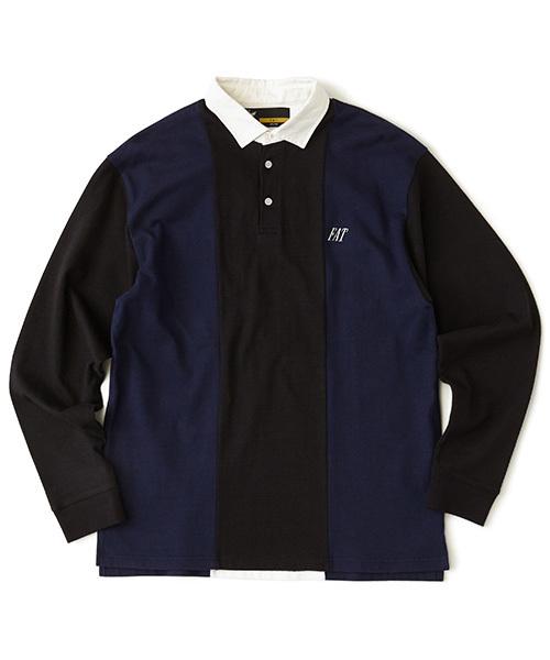 FAT(エフエイティー)の「RUCKA(Tシャツ/カットソー)」|ブラック