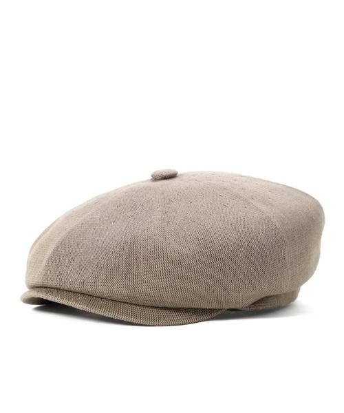 カンゴール ハンチング帽 BAMBOO HAWKER KANGOL