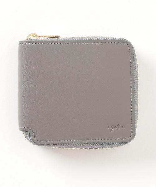 新素材新作 ウォレット(財布)|agete(アガット)のファッション通販, 1着でも送料無料:2f318adf --- 5613dcaibao.eu.org