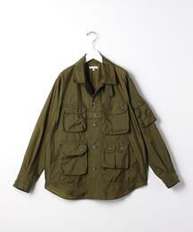 ★ [ エンジニアドガーメンツ ] ENGINEERED GARMENTS Explorer Shirt Jacket エクスプローラー シャツ ジャケット