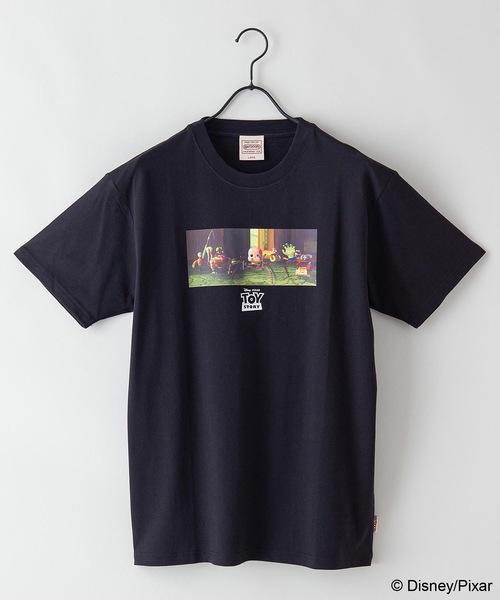 【TOY STORY/トイ・ストーリー】 プリントTシャツ
