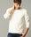 London Denim(ロンドンデニム)の「ライトシャギーニットソー / Vネック(長袖)(Tシャツ/カットソー)」|詳細画像