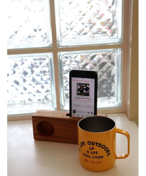 Wood Speaker/ウッドスピーカー CUR
