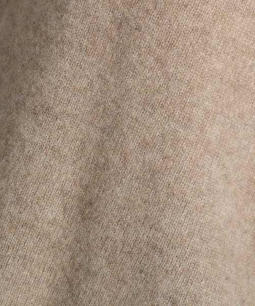 INDIVI(インディヴィ)の「カシミヤボトルネックニット(ニット/セーター)」|詳細画像