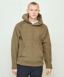 UNITED ARROWS & SONS(ユナイテッドアローズ&サンズ)BASIS FLEECE HOODIE
