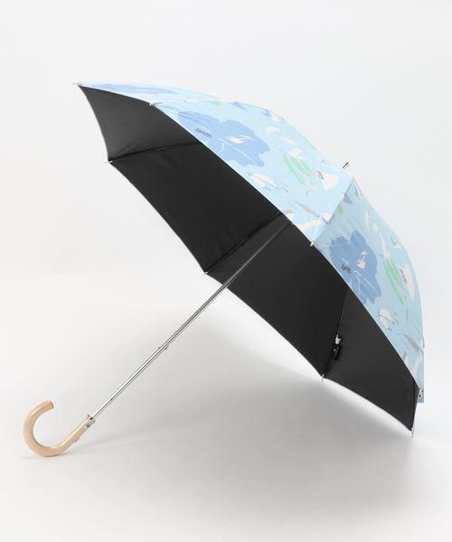晴雨兼用日傘 'フラワー ハート'