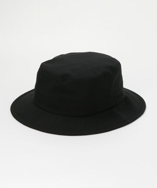 <nonnative(ノンネイティブ)> EXPLORER HAT GORE/ハット □□