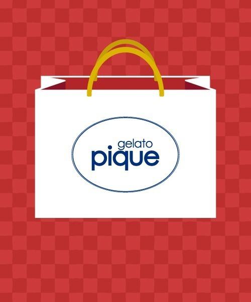 【福袋】gelato pique(ONLINE限定 こだわりのプレミアム福袋)