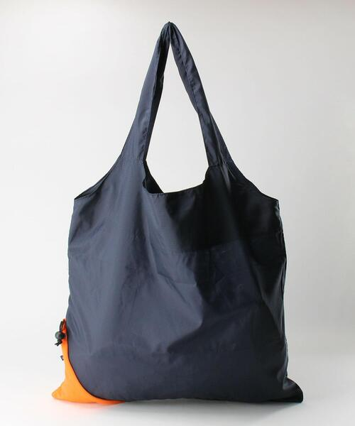 【WEB限定】 <NEWHATTAN> PACKABLE ECOBAG L/エコバッグ