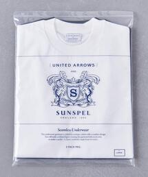 <SUNSPEL(サンスペル)>【別注】 ドレス パックTシャツ