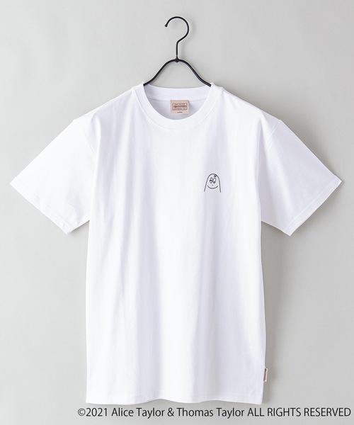 【BARBAPAPA/バーバパパ】プリントTシャツ