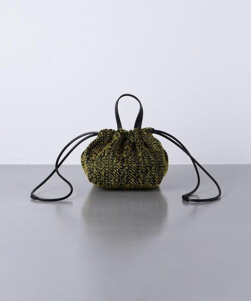 <LASTFRAME(ラストフレーム)>巾着 バッグ