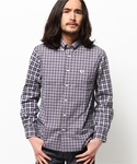 FRED PERRY | Mixed Scale Tartan Shirt(シャツ・ブラウス)