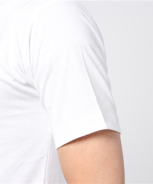 【OUTDOOR PRODUCTS】ZERO STAIN×Nano-tec ポケット付きTシャツ