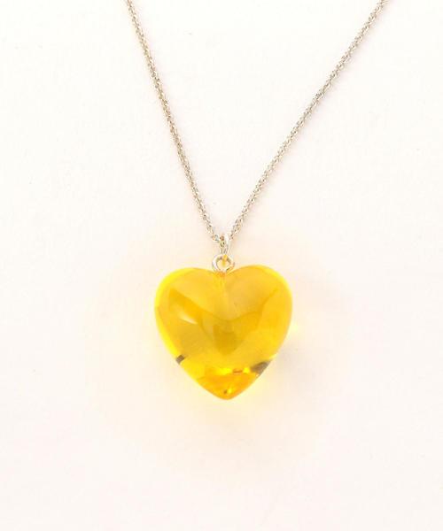 <TUZA>HEART ネックレス