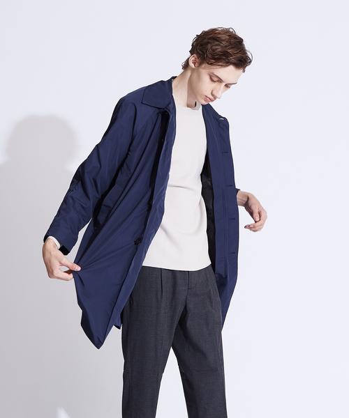 【期間限定特価】 【セール】【展開店舗限定】プリントジャガード3WAYステンカラーコート(ステンカラーコート) ABAHOUSE GRAY(アバハウスグレイ)のファッション通販, 新しい到着:4b614c50 --- 5613dcaibao.eu.org