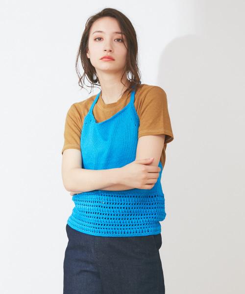 予約販売 【セール】コットンロープニットビスチェ(ニット/セーター) Abahouse Devinette(ドゥヴィネット)のファッション通販, PICADOR:606e8d1f --- wm2018-infos.de