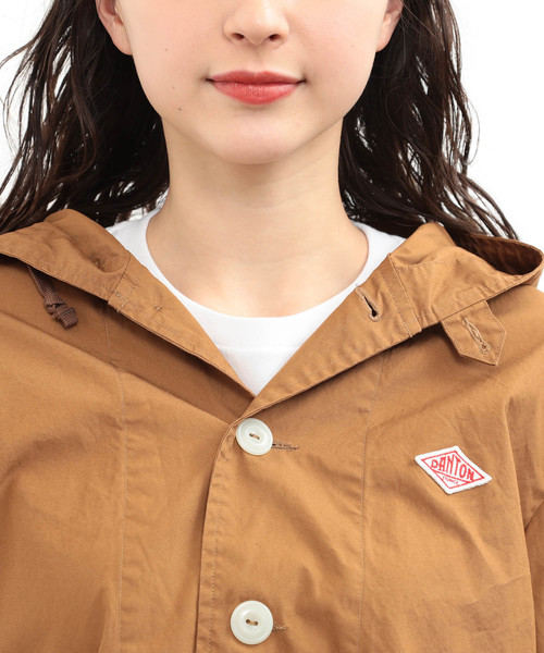 【DANTON】フードジャケット