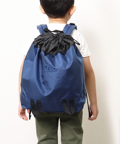 【 MEI / メイ 】KME BACKPACK バックパック 巾着リュック