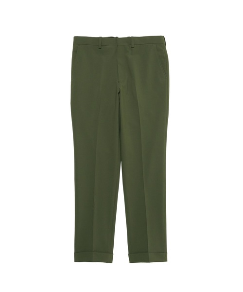 SPRING2021 SLIM SLACKS