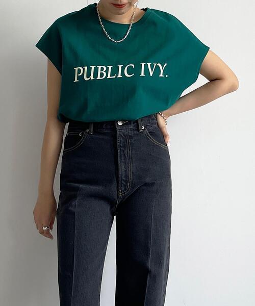 < EMMEL REFINES(エメル リファインズ) >ロゴ Tシャツ